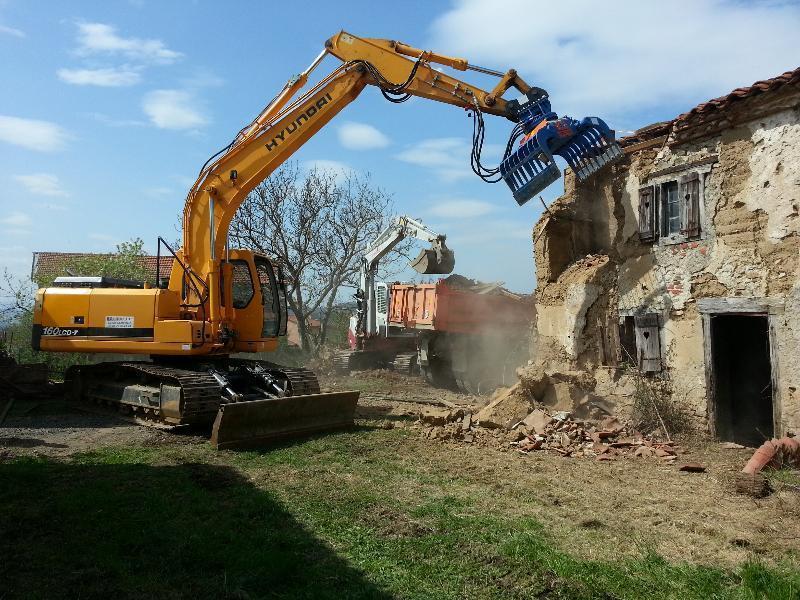 diagnostic immobiliers obligatoires avant démolition maison appartement
