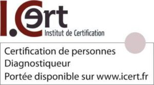 icert-certifications diagnostiqueur immobilier