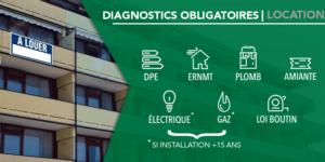 diagnostics obligatoires avant location biens immobiliers