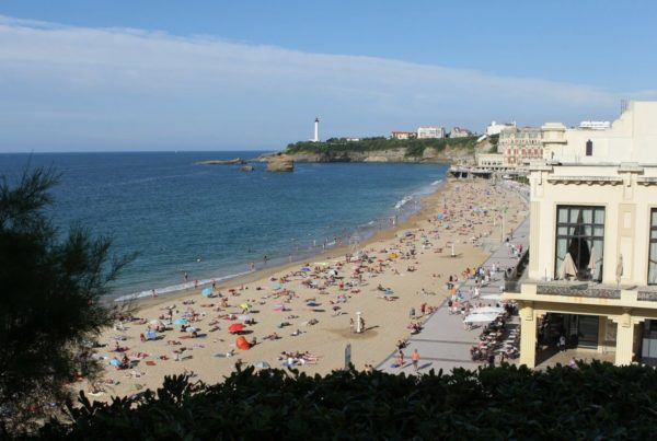 Immobilier a Biarritz