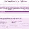 nouveau formulaire ERP remplacant ESRIS et ERNMT